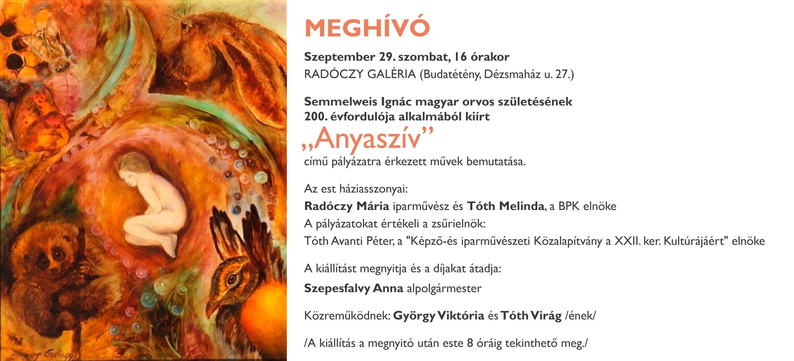 Szt Mihály Radóczy 2018